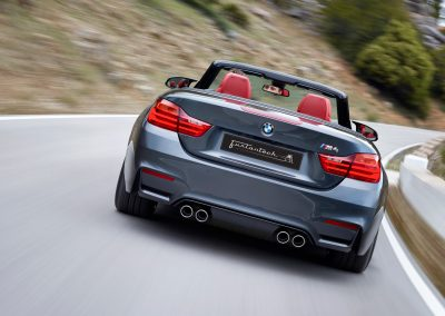 BMW M4 Competition Pack Cabrio