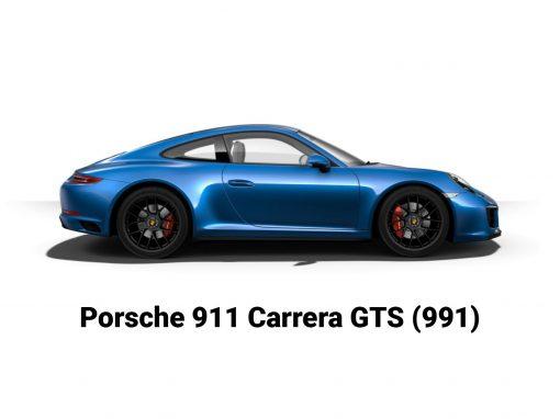 Porsche 911 GTS (991)