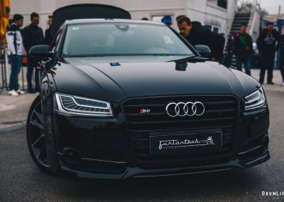 Audi S8 Plus