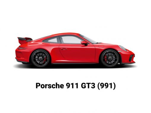 Porsche 911 GT3 (991)