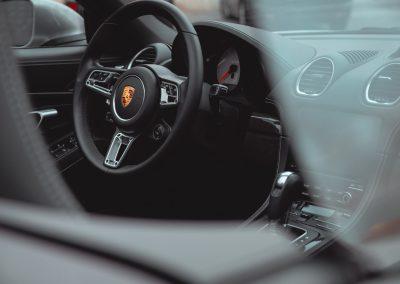 Porsche Boxster GTS 3