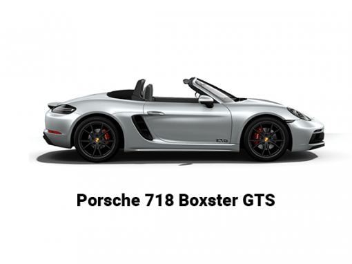 Porsche 718 Boxster GTS